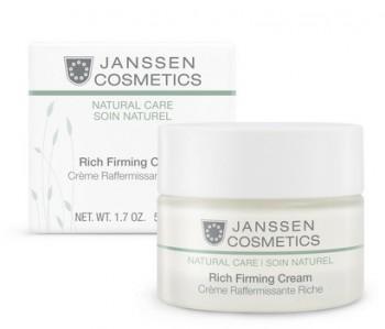 Janssen Rich firming cream (Обогащённый увлажняющий лифтинг-крем) - купить, цена со скидкой