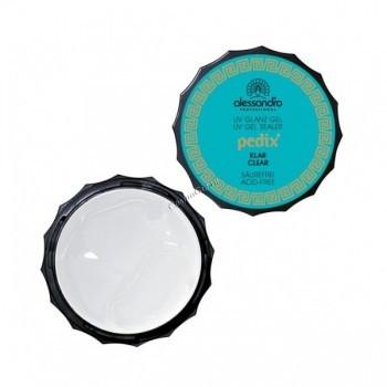 Alessandro Top gloss gel (Гель для моделирования  в педикюре), 15 г - купить, цена со скидкой
