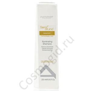 ALFAPARF Шампунь для нормальных волос, придающий блеск SDL D ILLUMINATING SHAMPOO, 1000мл - купить, цена со скидкой