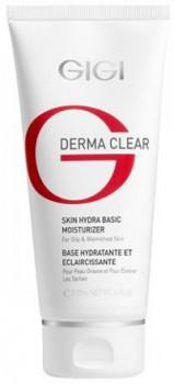 GIGI / Skin Hydra basic moisturiser (Крем увлажняющий успокаивающий), 250 мл. - купить, цена со скидкой