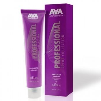 Kaaral AAA Hair Cream Colorant (Стойкая крем-краска для волос), 60 мл - купить, цена со скидкой