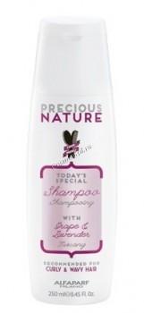 Alfaparf Curly&wavy hair shampoo (Шампунь для кудрявых и вьющихся волос) - купить, цена со скидкой