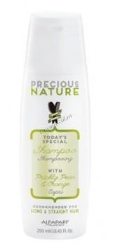 Alfaparf Long&straight hair oil shampoo (Шампунь для длинных и прямых волос) - купить, цена со скидкой