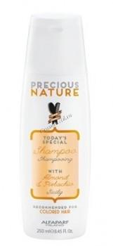Alfaparf Pure color protection shampoo (Шампунь для окрашенных волос) - купить, цена со скидкой