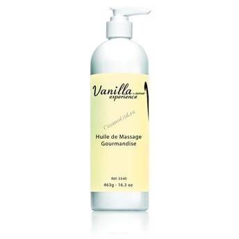 Algologie Massage oil (Масло массажное «Восхитительная ваниль»), 500 мл. - купить, цена со скидкой