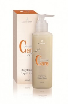 Anna Lotan C white brightening liquid soap (Осветляющее жидкое мыло) - купить, цена со скидкой