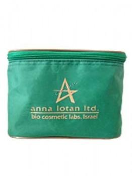 Anna Lotan Косметичка с логотипом, 17.5*13.5*11 - купить, цена со скидкой