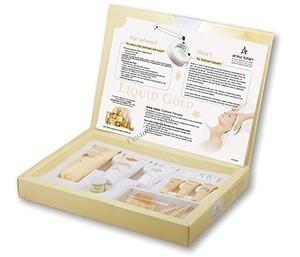 Anna Lotan Стартовый набор «Liquid Gold», упаковка - купить, цена со скидкой