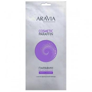 Aravia Парафин «Французская лаванда» с маслом лаванды, 500 гр. - купить, цена со скидкой