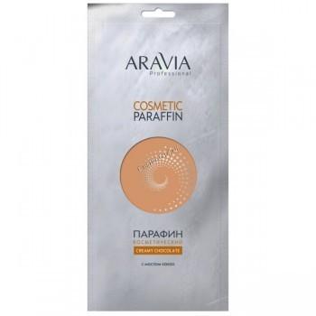 Aravia Парафин «Сливочный шоколад» с маслом какао, 500 гр. - купить, цена со скидкой
