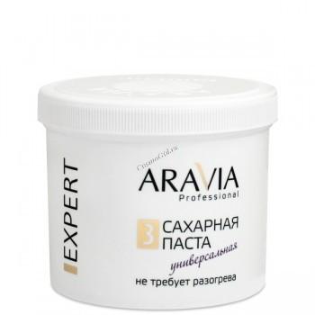 Aravia Сахарная паста для депиляции Expert «Универсальная», 750 гр. - купить, цена со скидкой