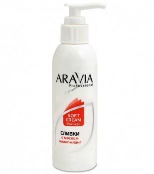 Aravia Сливки после депиляции для восстановления рН кожи, 150 мл. - купить, цена со скидкой