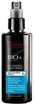 Cutrin Bio+ oil control scalp serum (Регулирующий лосьон для жирной кожи головы), 150 мл. - купить, цена со скидкой