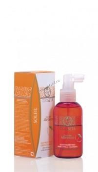 Barex Protective colored hair oil (Защитное масло для окрашенных волос волос с маслом арганы и маслом макадамии), 150 мл. - купить, цена со скидкой