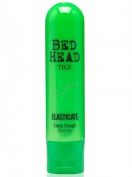 Tigi Bed head elasticate strength shampoo (Укрепляющий шампунь) - купить, цена со скидкой