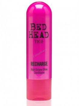 Tigi Bed head recharge hi-octane shine conditioner (Кондиционер-блеск для волос) - купить, цена со скидкой