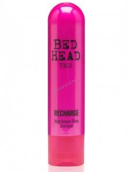 Tigi Bed head recharge hi-octane shine (Шампунь-блеск для волос) - купить, цена со скидкой