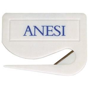 Anesi Безопасный нож для разрезания пленки при снятии обертывания - купить, цена со скидкой