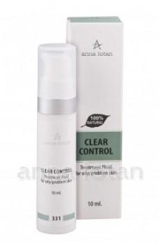 Anna Lotan Clear Control - Клир Контроль препарат точечного применения, 5 мл. - купить, цена со скидкой