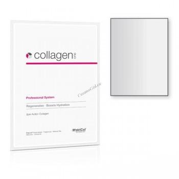 MedSkin Solutions Collagen one classic (Коллагеновая маска классическая), лист А4 - купить, цена со скидкой