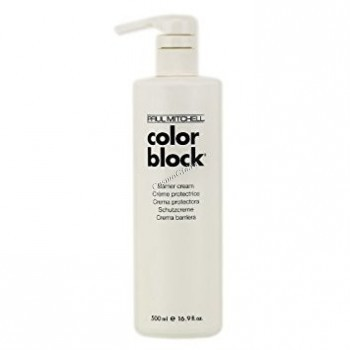 Paul Mitchell Color block barrier crem (Защитный крем), 500 мл. - купить, цена со скидкой
