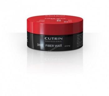 Cutrin Сhooz fiber wax strong (Гель-воск сильной фиксации), 100 мл. - купить, цена со скидкой