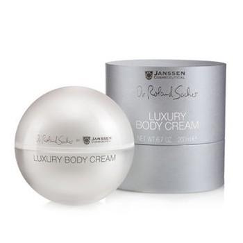Janssen Luxury body cream (Люкс-крем для тела), 200 мл - купить, цена со скидкой