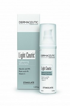 Dermaceutic  Light сeutic (Осветляющий ночной крем), 40 мл. - купить, цена со скидкой