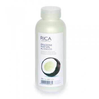 Rica Эмульсия после депиляции для тела кокосовая, 250 мл  - купить, цена со скидкой