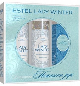 """Estel Professional Коллекция Lady winter """"Нежность рук"""" , 3 препарата. - купить, цена со скидкой"""