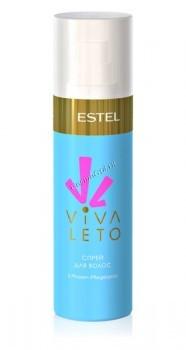 Estel de luxe Viva leto 2-phasen pfiegespray (Двухфазный спрей для волос), 100 мл. - купить, цена со скидкой