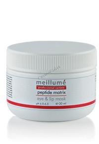 Meillume Eye & lip mask (Омолаживающая маска для век и губ), 15 мл - купить, цена со скидкой