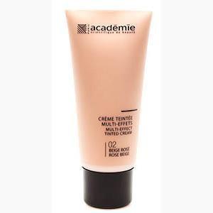 Academie / Make Up / Multi-Effect Tinted Cream №2 (Розовый тональный крем мульти-эффект для лица №2), 40 мл - купить, цена со скидкой