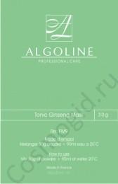 Algoline Тонизирующая женьшеневая маска, 3*30 гр - купить, цена со скидкой