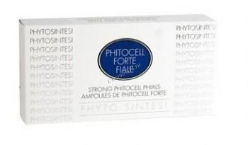 Phyto Sintesi Fiale phytocell forte (Ампулы антицеллюлитные), 20 шт по 10 мл. - купить, цена со скидкой