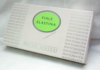 Phyto Sintesi Fiale viso elastina (Ампулы  с эластином), 10 шт по 5 мл. - купить, цена со скидкой
