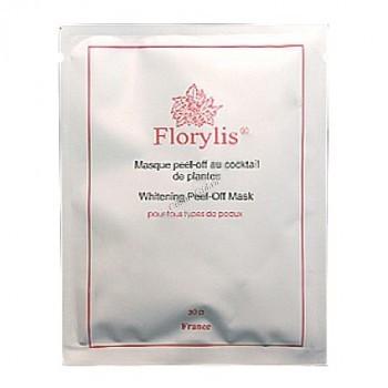 Florylis Masque peel-off au cocktail de plantes (Альгинатная маска осветляющая), 30 гр - купить, цена со скидкой