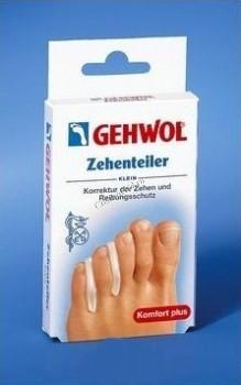 Gehwol Zehenteiler klein Корректор G между пальцев с уплотнением, 12 шт. - купить, цена со скидкой
