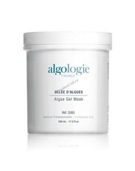Algologie Algae gel mask (Гель-маска из морских водорослей ламинарии), 250 мл - купить, цена со скидкой