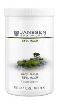 Janssen Body cleanse «Eifel moor» (Тонизирующий гель для душа «Эйфель мур»), 1000 мл - купить, цена со скидкой