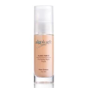 Algologie Purifying night fluid (Сыворотка очищающая), 30 мл - купить, цена со скидкой