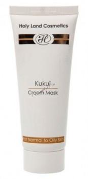 Holy Land Kukui cream-mask for oily skin (Сокращающая маска для жирной кожи) - купить, цена со скидкой