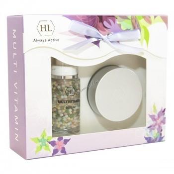 Holy land Multi vitamin summer kit (Летний набор для чувствительной кожи), 2 препарата. - купить, цена со скидкой