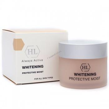 Holy land Whitening protective moist (Защитный увлажняющий крем) - купить, цена со скидкой