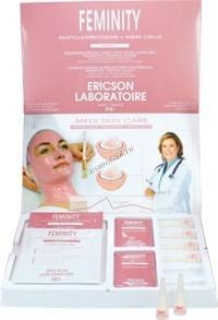 Ericson laboratoire Feminity treatment (Набор феминити 2 препарата на 6 процедур), 1 шт - купить, цена со скидкой