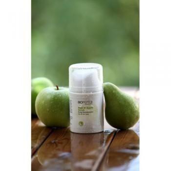 """Скраб грушево-яблочный """"Фруктовая дермабразия"""" Pear N &Apple Scrub 50 мл. - купить, цена со скидкой"""