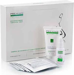 Premium Комплекс «Интенсивная коррекция отёков и синяков», 9 процедур - купить, цена со скидкой