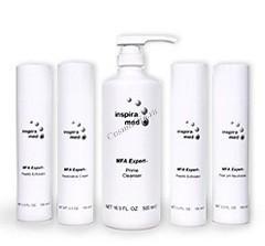 Janssen Inspira peel set (Набор химического пилинга на основе биокомплекса фруктовых кислот), 6 позиций - купить, цена со скидкой