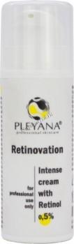 Pleyana Retinovation Intense Cream with Retinol (Интенсивный крем с ретинолом 0,5%), 30 мл - купить, цена со скидкой