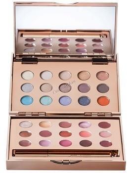 Jane Iredale Новогодний набор тени/помады в наборе «Eye/Lip Compact» - купить, цена со скидкой
